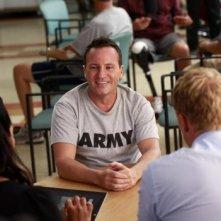 Grey's Anatomy: Sara Ramirez e Kevin McKidd in una scena di Got to Be Real