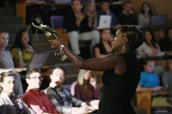 How To Get Away With Murder: l'attrice Viola Davis nella puntata Smile, or Go to Jail