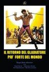 Locandina di Il ritorno del gladiatore più forte del mondo