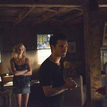 The Vampire Diaries: Candice Accola, Michael Malarkey e Paul Wesley nella puntata Yellow Ledbetter