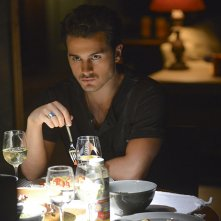 The Vampire Diaries: l'attore Michael Malarkey in una scena di Yellow Ledbetter