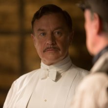 Doctor Who: Christopher Villiers nell'episodio Mummy On The Orient Express