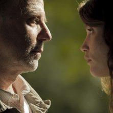 Gemma Bovery: Gemma Arterton in una romantica scena del film con Fabrice Luchini