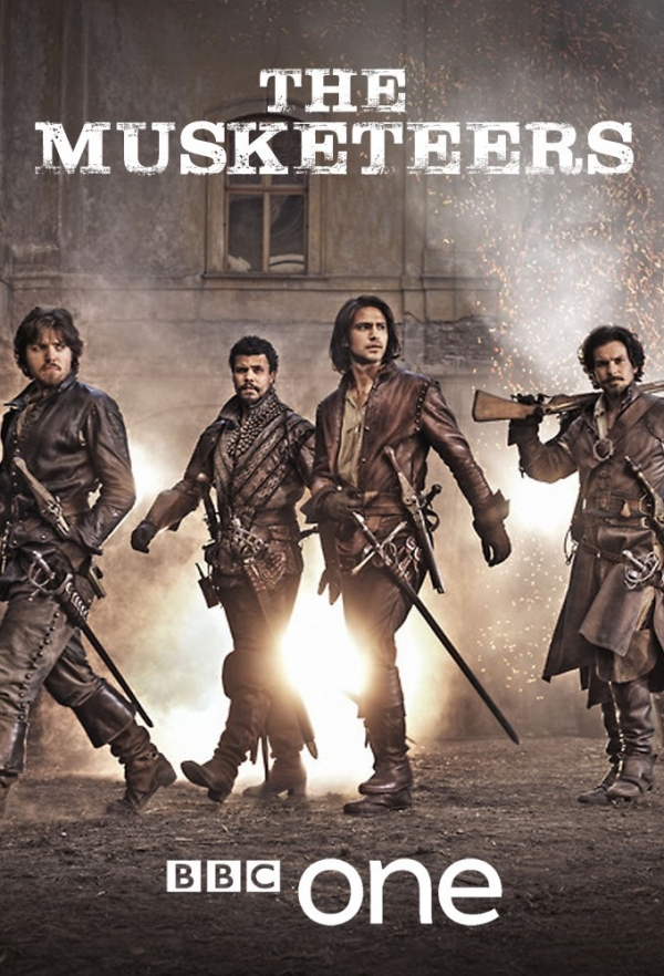 600Full The Musketeers Poster