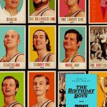 The Birthday Boys: un poster della stagione 2
