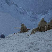 Fango e Gloria: una scena tratta dal film realizzato in occasione del Centenario della I Guerra Mondiale