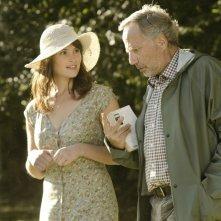 Gemma Bovery: Gemma Arterton in una scena del film con Fabrice Luchini