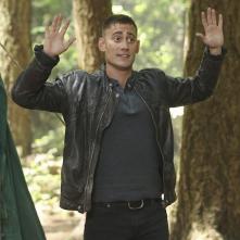 C'era una volta: Michael Socha in una scena dell'episodio Rocky Road