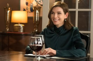 The Good Wife: l'attrice Julianna Margulies nella puntata Oppo Research