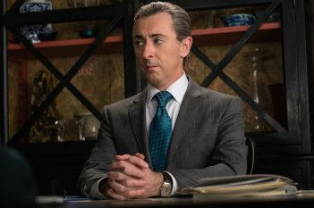 The Good Wife: Alan Cumming nella puntata intitolata Oppo Research
