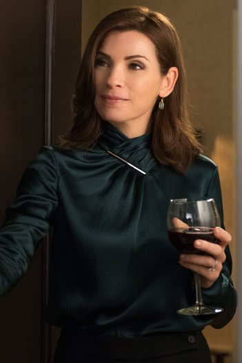 The Good Wife: l'attrice Julianna Margulies nell'episodio Oppo Research