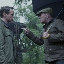 Robert Downey Jr. e Robert Duvall in The Judge