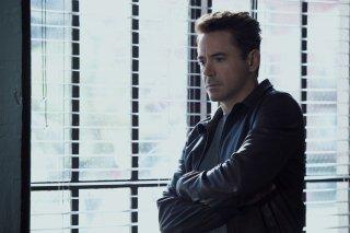 The Judge: Robert Downey Jr. in una scena