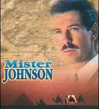 Locandina di Mister Johnson
