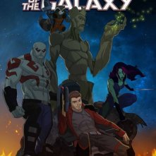 Locandina di Marvel's Guardians of the Galaxy