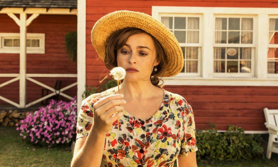 Lo straordinario viaggio di T.S. Spivet: Helena Bonham Carter in una scena del film
