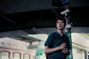 X + Y: Asa Butterfield è Nathan in una scena