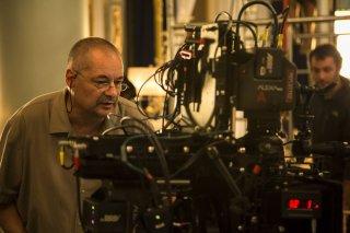 Lo straordinario viaggio di T.S. Spivet: il regista del film Jean-Pierre Jeunet sul set