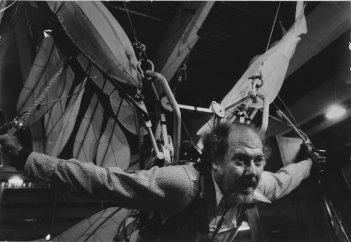 Una scena del documentario 'Altman', dedicato al grande regista