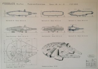 Star Wars: Episode VII - uno dei trenta concept art del film