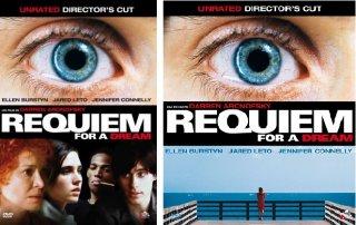 le cover homevideo di Requiem for a Dream