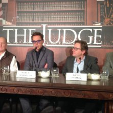 The Judge: Robert Downey jr. e David Dobkin alla conferenza di Roma