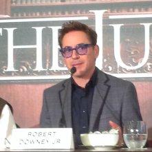 The Judge: Robert Downey jr. alla conferenza di Roma