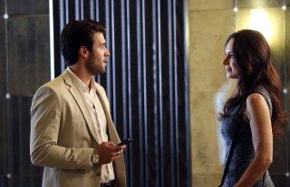 Revenge: Joshua Bowman e Madeleine Stowe nella puntata Ashes