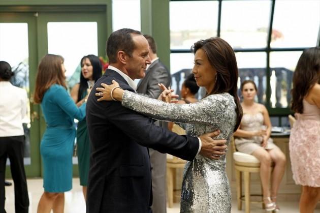 Agents of S.H.I.E.L.D.: Ming-Na Wen e Clark Gregg nella puntata intitolata I Will Face My Enemy