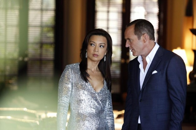 Agents of S.H.I.E.L.D.: Clark Gregg e Ming-Na Wen in I Will Face My Enemy
