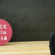 Roma 2014: Giorgio Pasotti posa all'inaugurazione di Alice nella città
