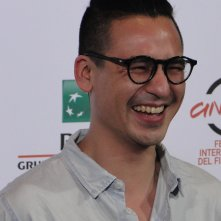 Roma 2014: Burhan Qurbani al photocall di We are Young. We are Strong
