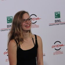 Roma 2014: Saskia Rosendahl al photocall di We are Young. We are Strong