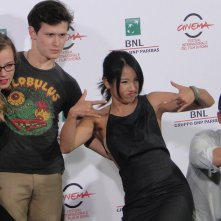 Roma 2014: il cast scherza al photocall di We are Young. We are Strong