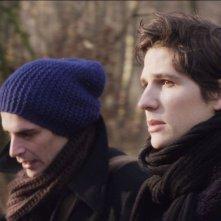 Eden: Félix de Givry con Roman Kolinka in una scena del film