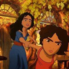 Kahlil Gibran's The Prophet: una scena tratta dal film animato