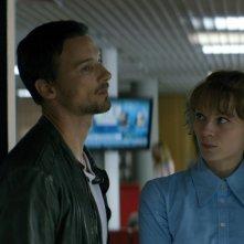 The Lies of The Victors: Florian David Fitz insieme a Lilith Stangenberg in una scena del film