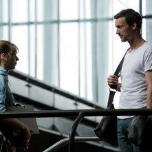 The Lies of The Victors: Florian David Fitz con Lilith Stangenberg in una scena del film