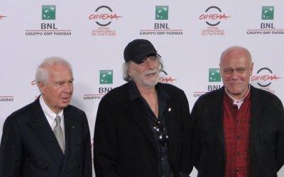 Marco Muller e Tomas Milian aprono il Festival del Film di Roma