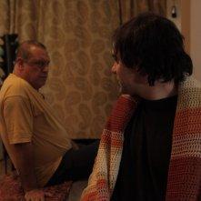 When I Was Alive: Antônio Fagundes insieme a Marat Descartes in una scena