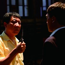 12 Citizens: Han Tongsheng in una scena del film