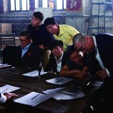 12 Citizens: una scena di gruppo tratta dal film diretto da Xu Ang
