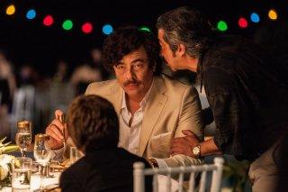 Benicio Del Toro protagonista di Escobar: Paradise Lost