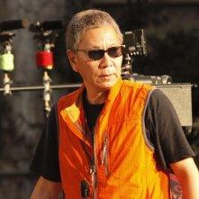 As the Gods Will: il regista Takashi Miike sul set del film