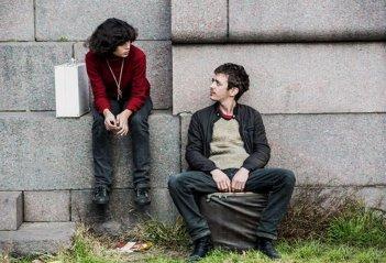Lulu: Ailín Salas e Nahuel Perez Biscayart in una scena
