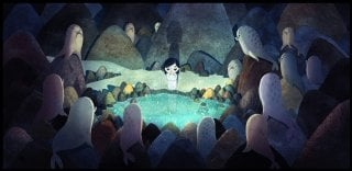 Song Of The Sea: un'immagine tratta dall film animato