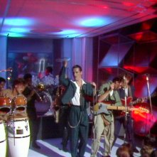 SPANDAU BALLET - Il Film - Soul Boys of the Western World: la mitica band durante un'esibizione in studio