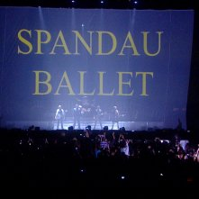 SPANDAU BALLET - Il Film - Soul Boys of the Western World: una scena del documentario