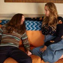 Annie Parker: Samantha Morton e Aaron Paul in una scena del film