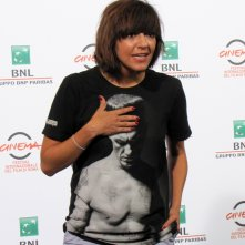La regista Ana Lily Amirpour presenta A Girl Walks Home Alone at Night al Festival di Roma 2014